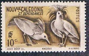 New Caledonia 277 MLH Kagus (BP4416)