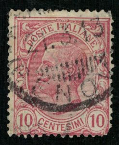 1906, King Victor Emmanuel III, Italy, 10 centesimi, SC #95 (Т-9638)