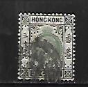 HONG KONG, 99, USED, KING EDWARD VII