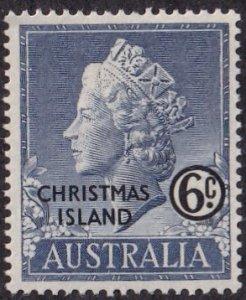 Christmas Island #4 Mint