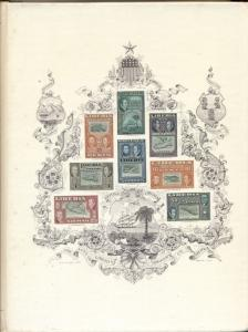 A CENTURY OF LIBERIAN PHILATELY by Henry Harper Rogers, LIMITED EDITION book