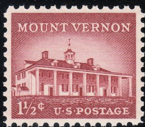 Scott #1032 United States Mint Never Hinged MNH Great Stamp for Collection