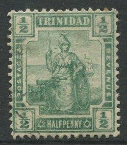 STAMP STATION PERTH Trinidad #105 Britania MNH Wmk 3 - 1909