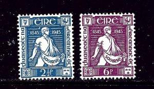 Ireland 131-32 MH 1945 Sower