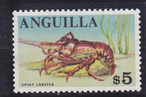 Anguilla  Scott#  31  MNH
