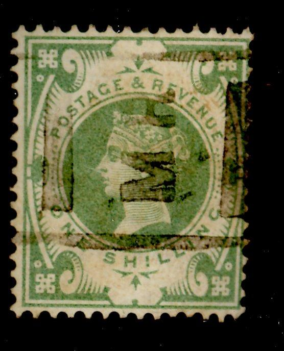 Great Britain #199 Used F-VF Cat$42.50