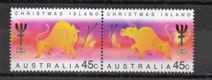 Christmas Island 406a MNH (A)
