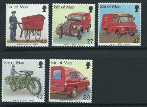 Isle of Man MUH SG 1056 - 1060