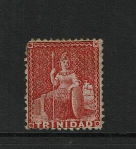 Trinidad SG# 64dx / Mint Hinged / Hinge Rem / Wmk Reversed - S6256
