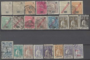 COLLECTION LOT # 1968 LOURENCO MARQUES 23 STAMPS 1898+ CLEARANCE