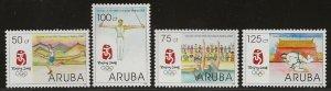 ARUBA  SC #   320 - 3   MNH