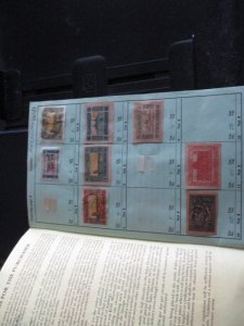 RUSSIA SATELITE COUNTRIES COLLECTION IN APPROVAL BOOK, MINT/USED