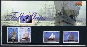 Ireland 1141-1144 Mint (NH) Stamp Set with Irish Post Presentation Pack