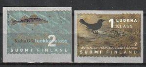 1998 Finland - Sc 1065-6 - MNH VF - 2 single - Wildlife