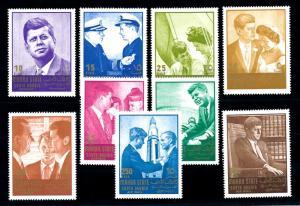 [95448] Aden Mahra State 1967 President John F. Kennedy  MNH