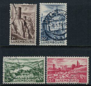 Luxembourg #246-9  CV $2.65