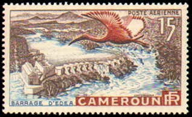 Cameroun #C31, Complete Set, Never Hinged