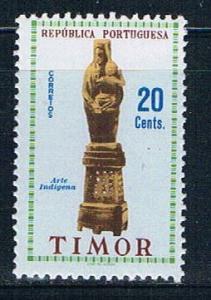 Timor 303 MNH Madonna and child (T0046)+
