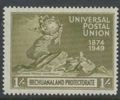 Bechuanaland  SG 141 Lightly Mounted Mint