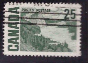 Canada Scott 465 Used stamp