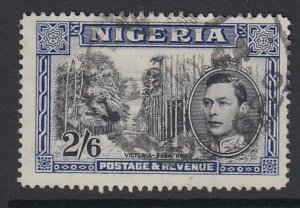 NIGERIA, Scott 63b, used