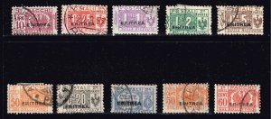 ITALY STAMP USED STAMPS LOT