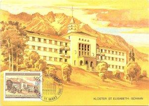 Liechtenstein, Maximum Card