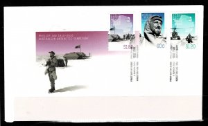 AAT 2012 Phillip Law FDC