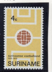 Surinam 1970 Early Issue Fine Mint Hinged 4c. 169993