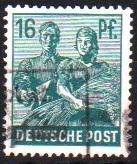 Mi:949  1947 used Cat €  0.50