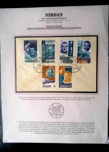 "VERY RARE ""DUKE'S COLLECTION"" UNIQUE 1966 SPACE US ASTRONAUTS 1ST DAY COVER ISSU"