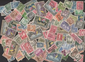 Ecuador x 150 mainly unsorted