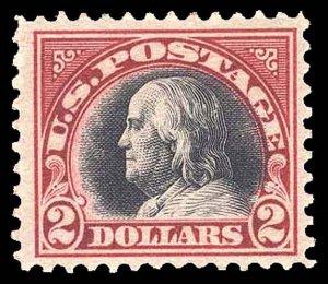 U.S. WASH-FRANK. ISSUES 547a  Mint (ID # 90025)
