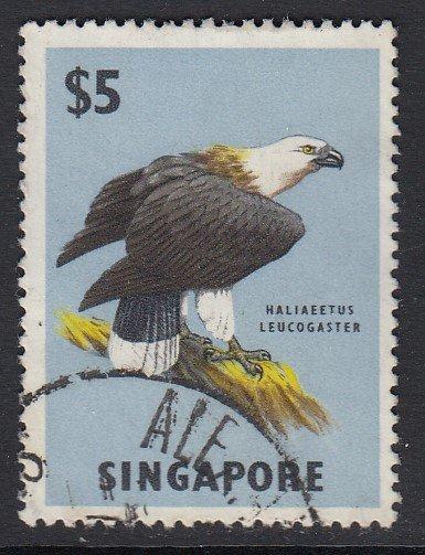 Singapore Sc 69 (SG 77), used