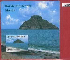 Comoros 2008, MISSPERF SHEET: Nimachiwa, Moheli Island, Tourism