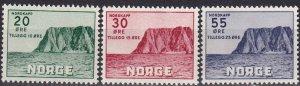 Norway #B54-6  F-VF Unused  CV $39.50 (Z9334)
