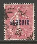 ALGERIA 24 VFU Z5435-1
