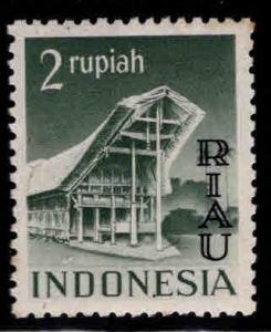 Indonesia RIAU Archipelago Scott 18 MNH**