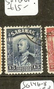 SARAWAK (P0401B)  SG115A    VFU