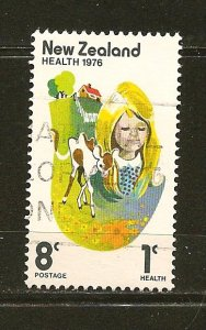 New Zealand B96 Farm Girl and Calf Used