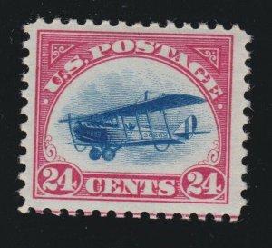US C3 24c Airmail Mint VF OG NH SCV $130