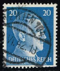 Germany #516 Adolph Hitler; Used (0.35)