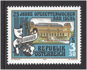 Austria 1985  Scott #1320 MNH