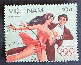 Vietnam, Sport, Olympic Games, №1101-Т
