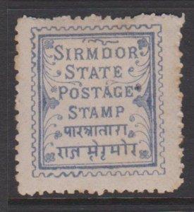 India Sirmoor Sc#2 MH