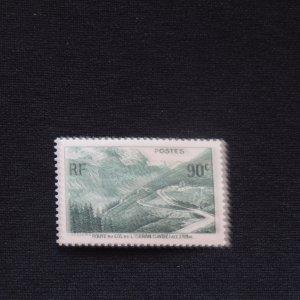 France 334, VF, OG VLH. Cv. $1.90 (H)
