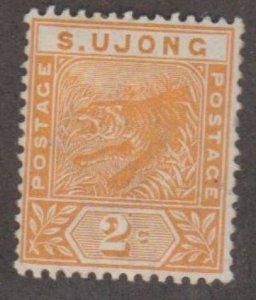 Malaya - Sungei Ujong Scott #32 Stamp - Mint Single