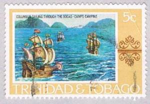 Trinidad & Tobago 262 Used Columbus sailing 1976 (BP31222)