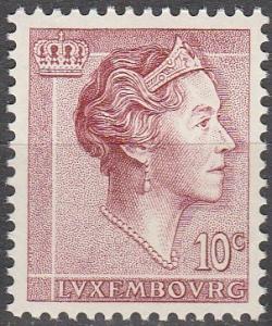 Luxembourg #362  MNH F-VF (SU2674)