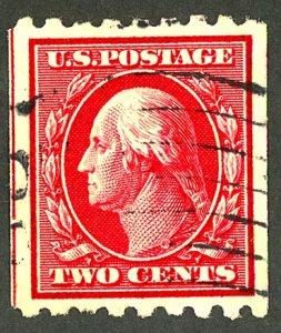 U.S. #391 USED